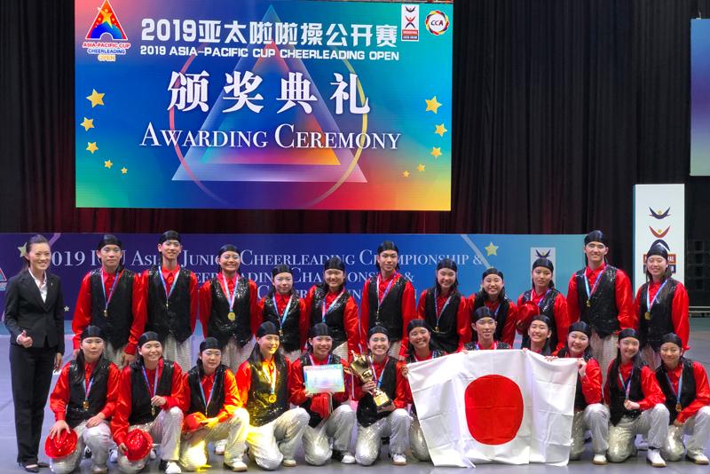 京都明徳高等学校 M's E Crew ダンス